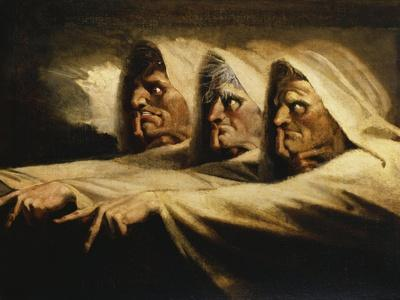 The Three Witches, or the Weird Sisters