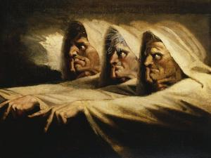 The Three Witches, or the Weird Sisters by Henry Fuseli