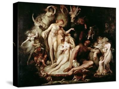 Titania's Awakening, C.1785-90