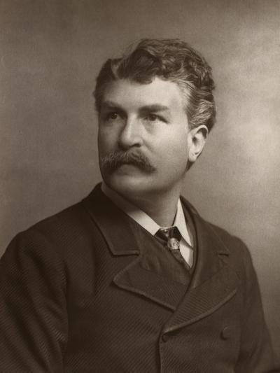 Henry Gartside Neville, British Actor, 1884--Photographic Print