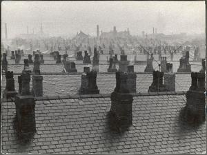 Manchester Rooftops by Henry Grant