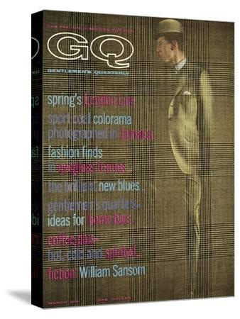 GQ Cover - March 1961