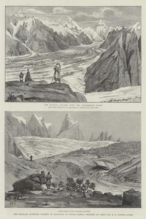 The Himalaya Mountain Scenery of Baltistan, or Little Thibet