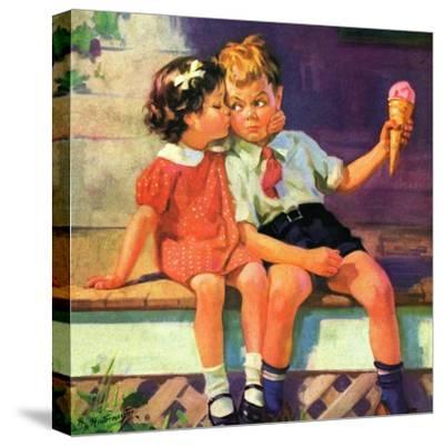 """Kiss for Ice Cream,""June 1, 1936"