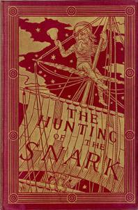 Snark, Front Cover by Henry Holiday
