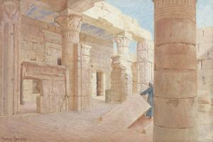 Temple of Philae by Henry Holiday