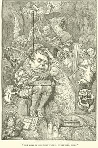 The Hunting of the Snark by Henry Holiday
