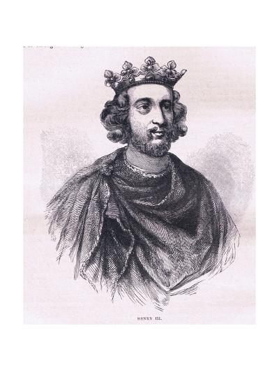 Henry III--Giclee Print