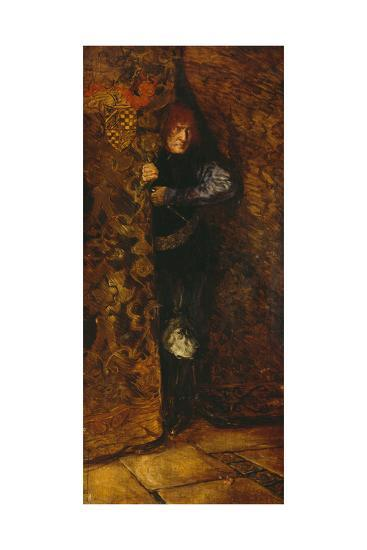Henry Irving as Macbeth, 1875-James Archer-Giclee Print