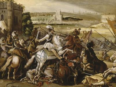 Henry Iv at the Battle of Arques, September 21, 1589--Giclee Print