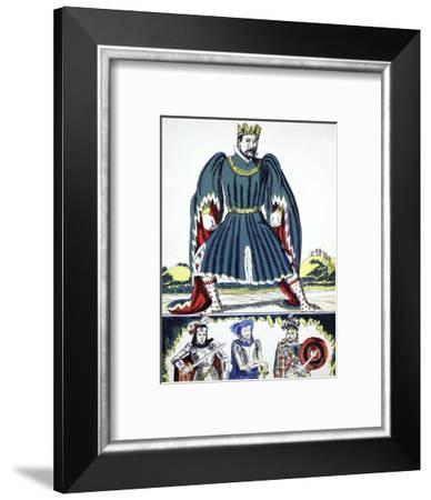 Henry IV, King of England from 1399, (1932)-Rosalind Thornycroft-Framed Giclee Print