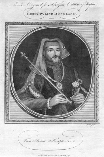Henry IV, King of England- Goldar-Giclee Print