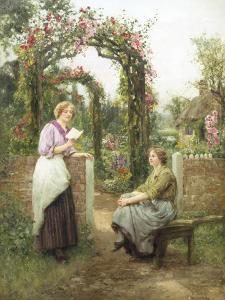 The Love Letter by Henry John Yeend King
