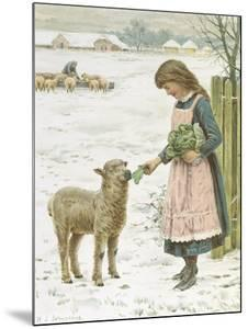 Christmas Treat by Henry Johnstone