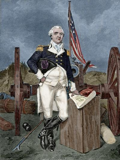 Henry Know (1750-1806). Military Officer of the Continental Army and Later the United States Army. --Giclee Print