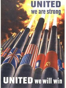 United We are Strong, United We Can Win by Henry Koerner