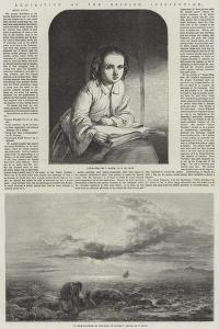 Exhibition of the British Institution by Henry Le Jeune
