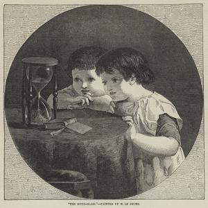 The Hour-Glass by Henry Le Jeune