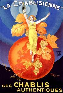 La Chablisienne by Henry Le Monnier