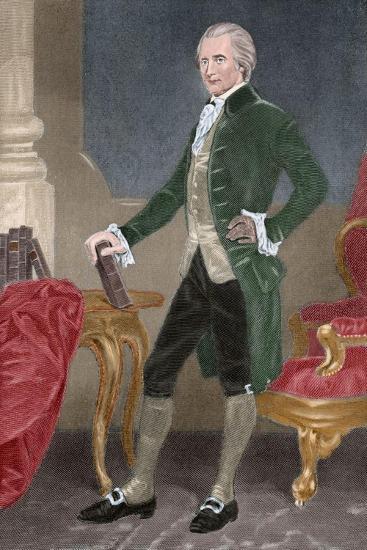 Henry Lee III (1756-1818)--Giclee Print