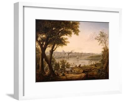 Saint Louis in 1846, 1846