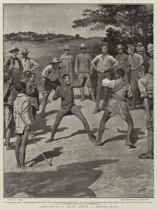 Campaigning in South Africa, a Leisure Hour by Henry Marriott Paget