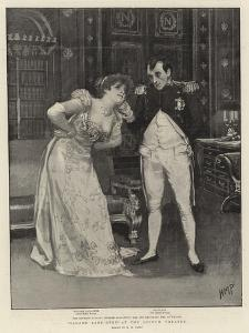 Madame Sans-Gene at the Lyceum Theatre by Henry Marriott Paget