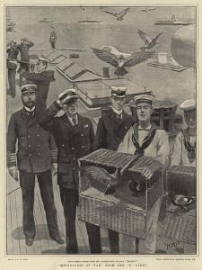 Messengers of War from the B Fleet by Henry Marriott Paget