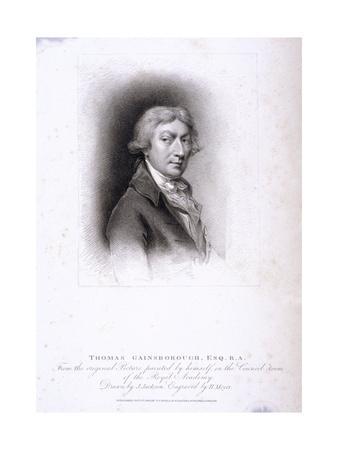 Thomas Gainsborough, 1810
