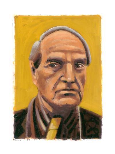 Henry Moore, 2009-Sara Hayward-Giclee Print