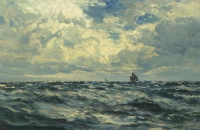 Marine by Henry Moore
