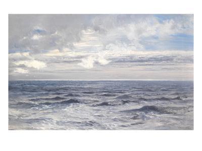 Silver Sea, 1869
