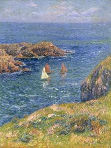 Ouessant, Jour de Calme, 1905 by Henry Moret