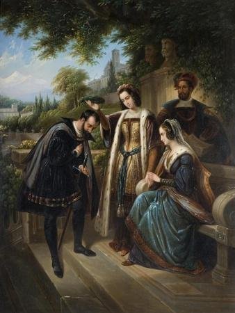 Queen Isabella and Columbus