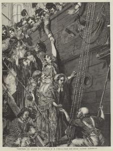 Eastward, Ho August 1857 by Henry O'Neill