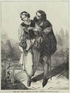 Scene from Faust by Henry O'Neill