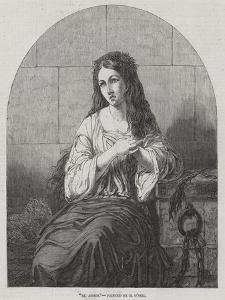 St Agnes by Henry O'Neill