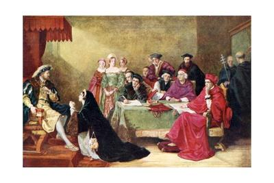 The Trial of Queen Catherine