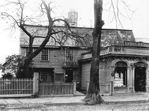 The Witch House, Salem by Henry Peabody