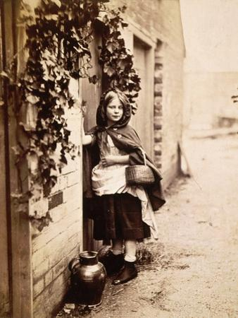 Little Red Riding Hood, 1859