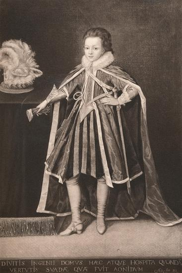 'Henry, Prince of Wales', c16th century, (1904)-Unknown-Giclee Print
