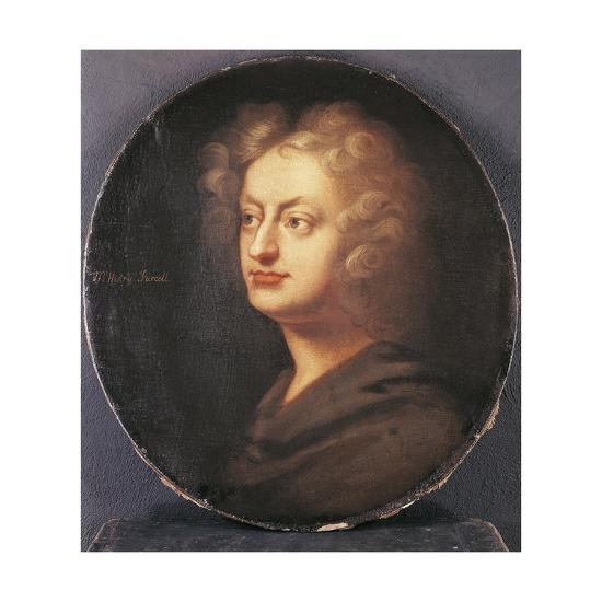 Henry Purcell, C.1695-Johann Closterman-Giclee Print