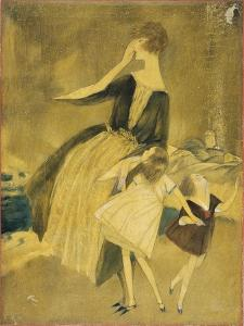 Vogue - August 1922 by Henry R. Sutter