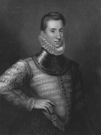 Sir Philip Sidney, 1838