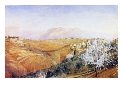 Tuscany, Italy, 1886