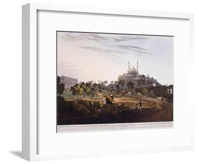 A View at Lucknow, 1824