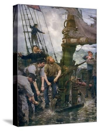 All Hands to the Pumps, 1888-1889