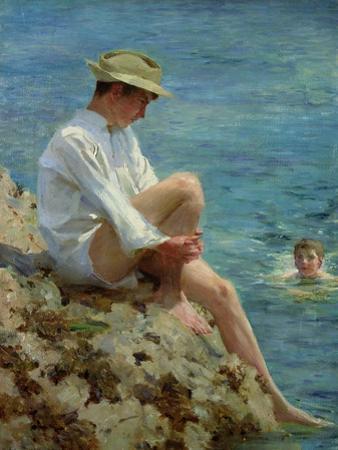 Boys Bathing, 1908