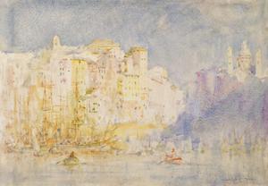 Genoa, 1912 by Henry Scott Tuke