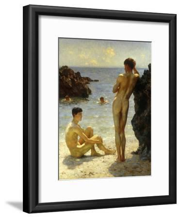 Lovers of the Sun, 1923